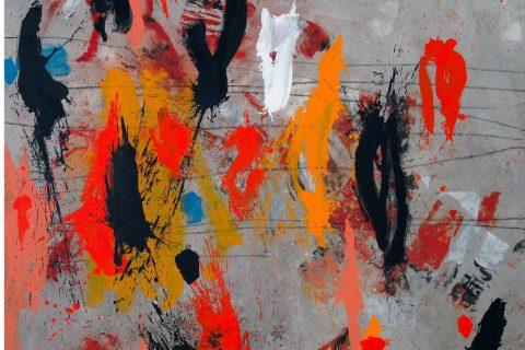 El movimiento del péndulo (Las pinturas de Los Angeles). Baert Gallery
